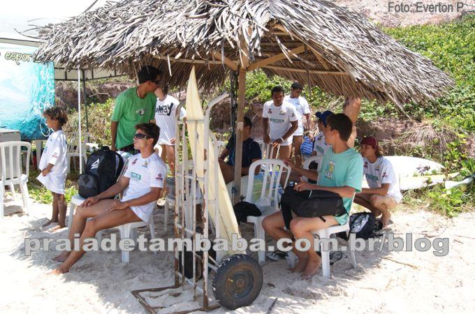 Veja O Ficou A Clifica Na Final Do Open De Surf Tambaba