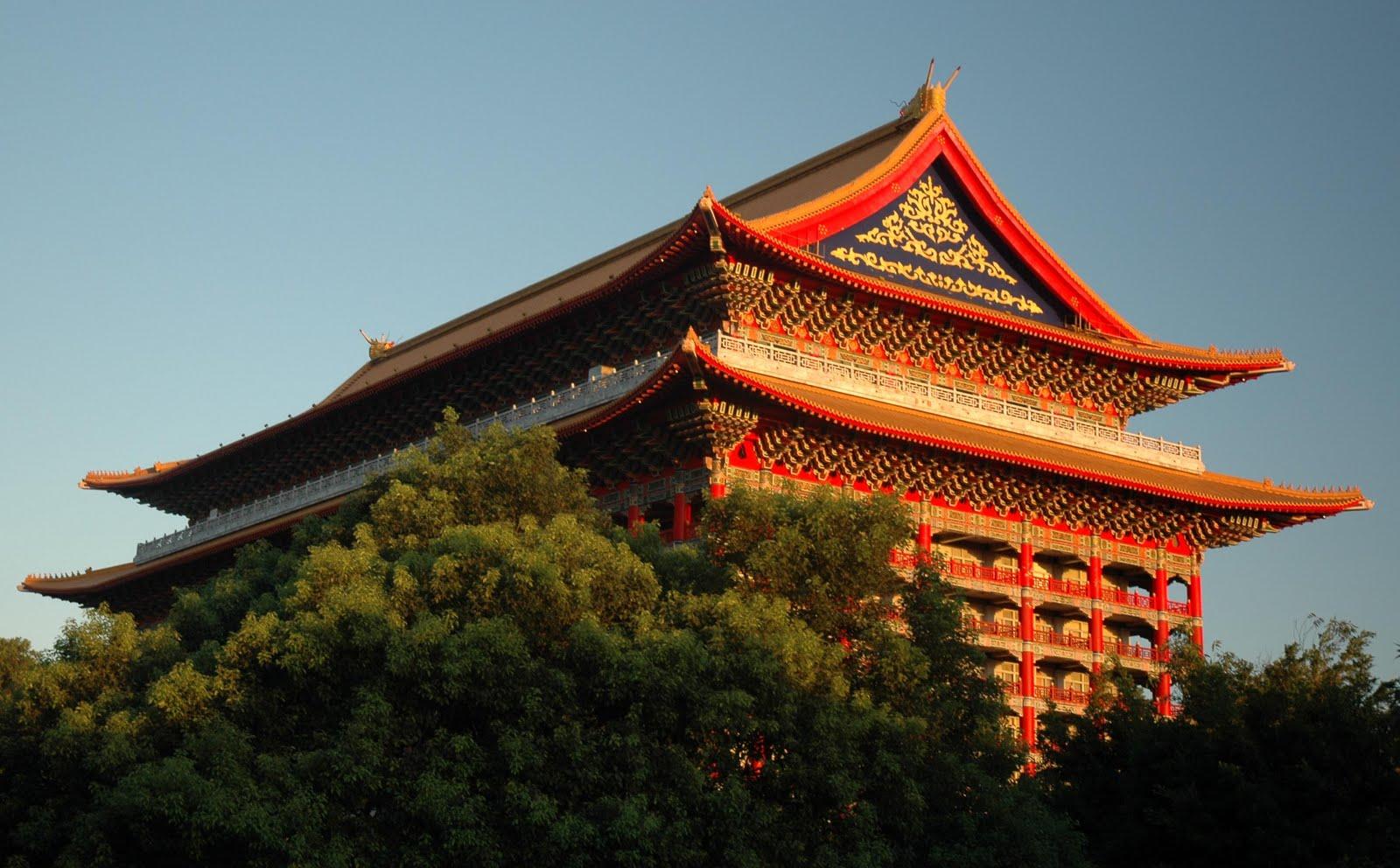 The Taiwan Adventure Taiwan Travelogue The Grand Hotel