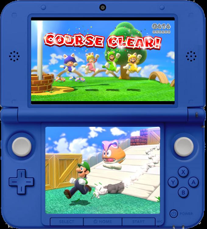 Wii U Portable Concept