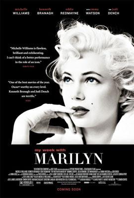Sete Dias com Marilyn, de Simon Curtis