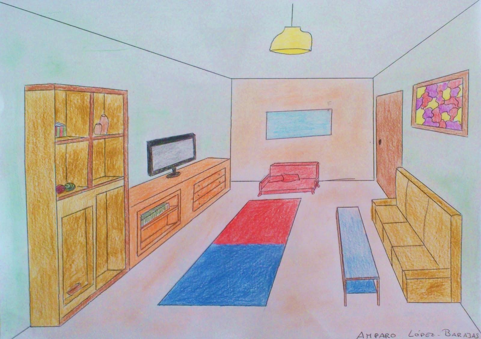 qu arte quillo dise os de habitaciones en perspectiva
