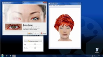 Peinados virtuales Virtual hairstyles