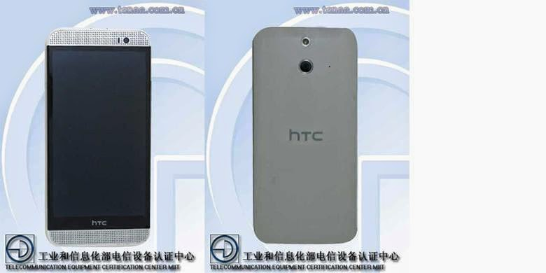 Leaked Of HTC Plastic Version