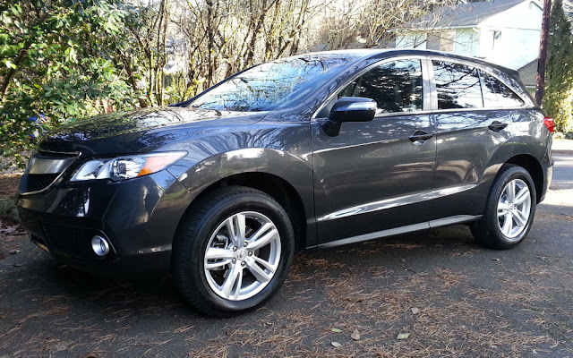 2012 Acrua RDX AWD Tech