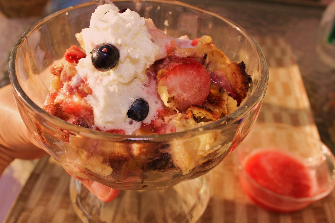 Cobbler Using Cake Mix And Canned Fruit