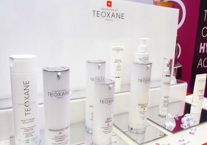 beautypress - Teoxane ästethische Pflege Produkte RHA Serum, Advanced Filler, RHA Advanced Eye Contour