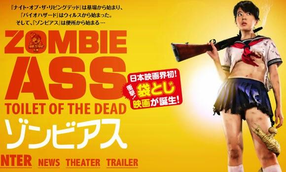 affiche du film Zombie Ass