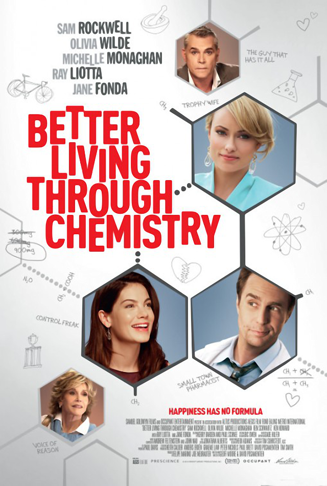 La película Better Living Through Chemistry