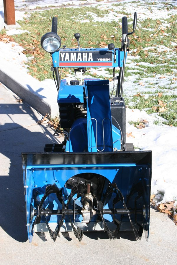 Ford Snow Thrower Parts : Yamahagenuineparts ys snowblower parts