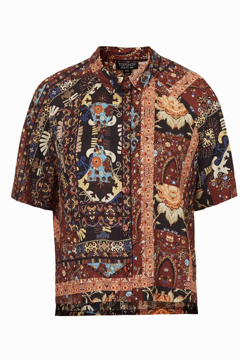 moroccan style shirt