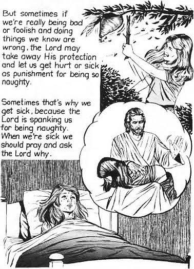 Christian domestic discipline blog