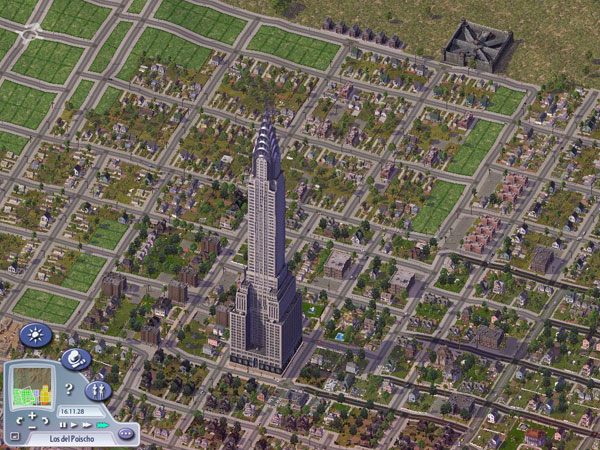 Simcity 4 Deluxe Vower Games