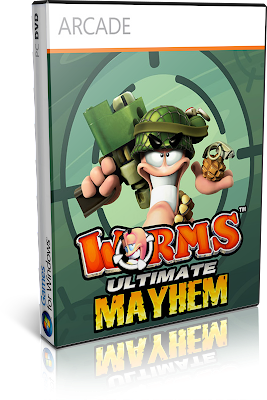 Worms: Ultimate Mayhem Multilenguaje (PC-GAME)
