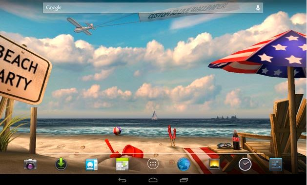 my beach hd live wallpaper for android free download it