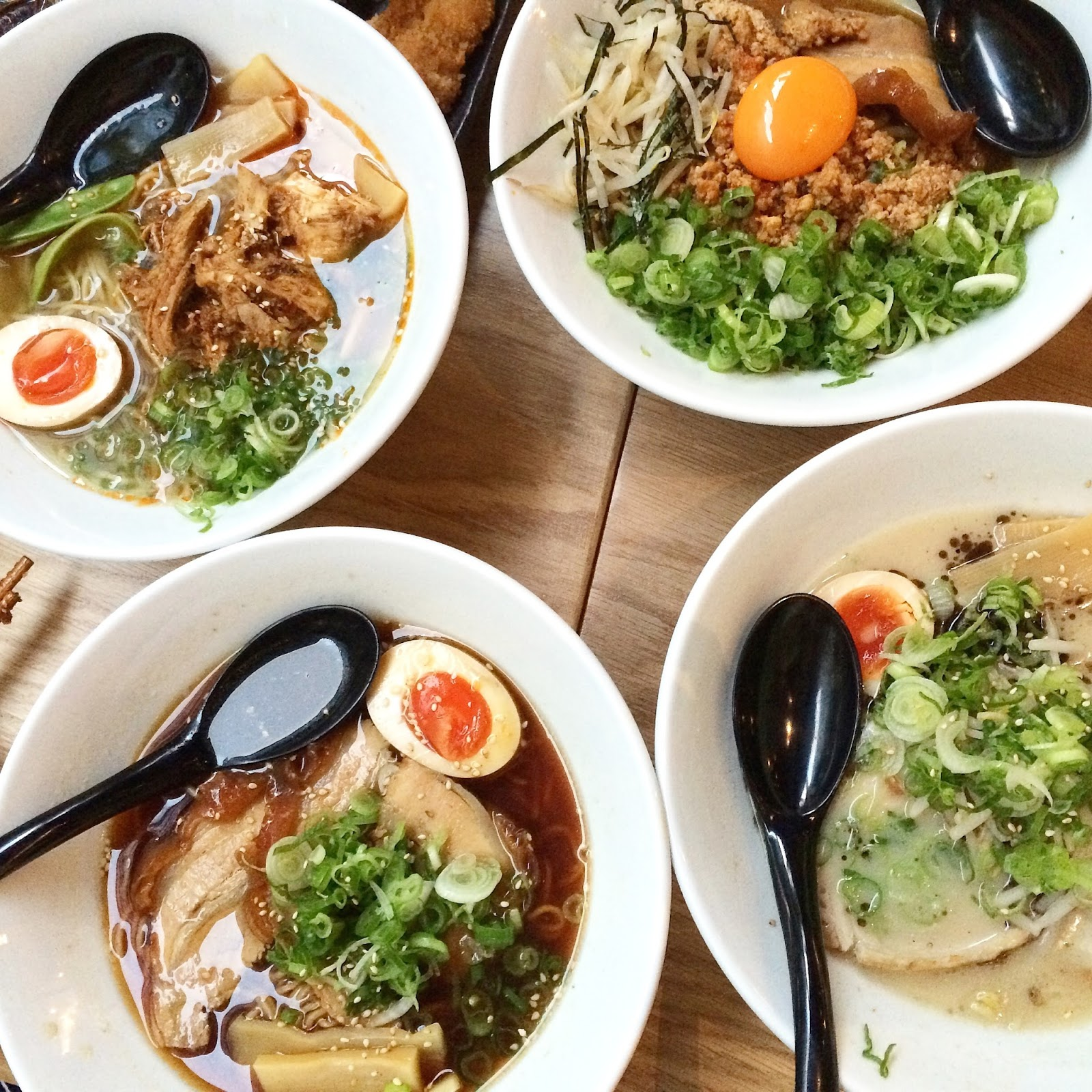 My top 5 inexpensive japanese restaurants in london lucy for Asian cuisine london