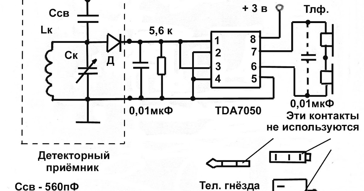 Простейший радиоприемник своими руками fm 23
