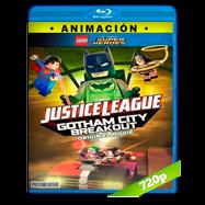 Lego DC Comics Superheroes: Justice League – Gotham City Breakout (2016) BRRip 720p Audio Dual Latino-Ingles