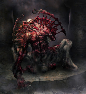 Monstros Estranhos de Kult
