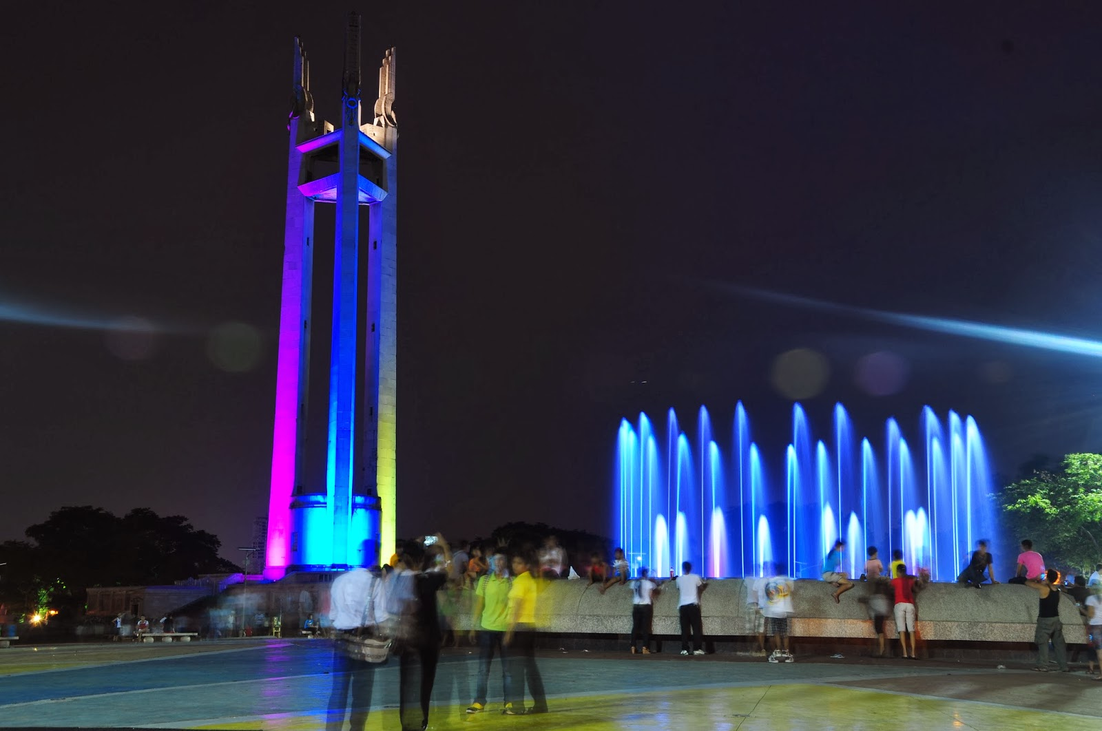 Quezon City Memorial Circle