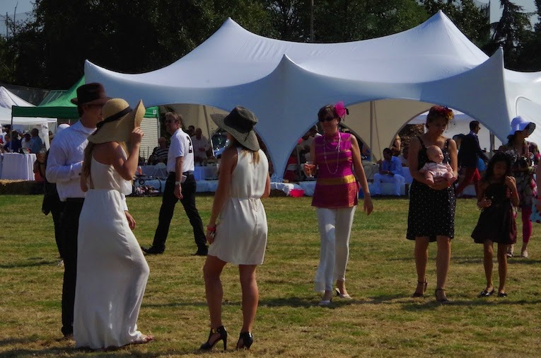 Champagne Divot Stomp at The Southlands Cup: BTBU