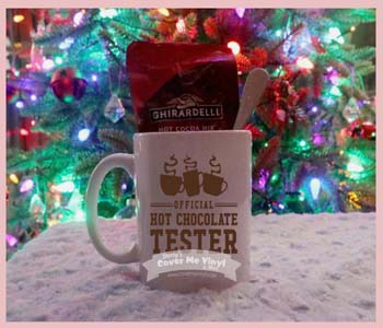 Hot Chocolate Tester Mug Set