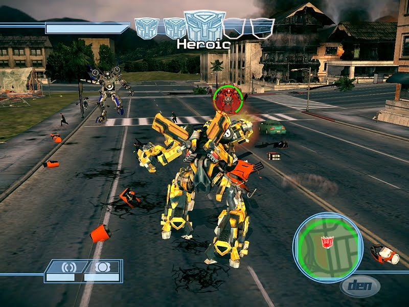Cheat Game Online Transformers The Games PS2