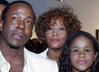 How Many Kids Did Whitney Houston Have