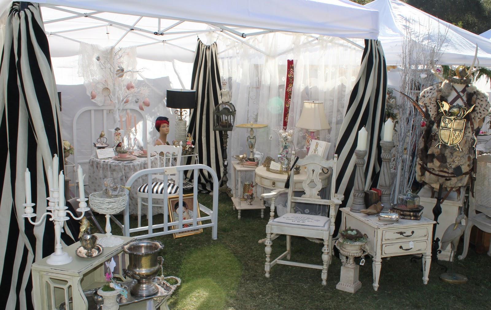 White horse relics december vintage marketplace for Decor market