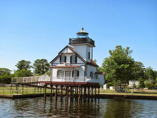 Roanoke River Lighthouse, Edenton, NC