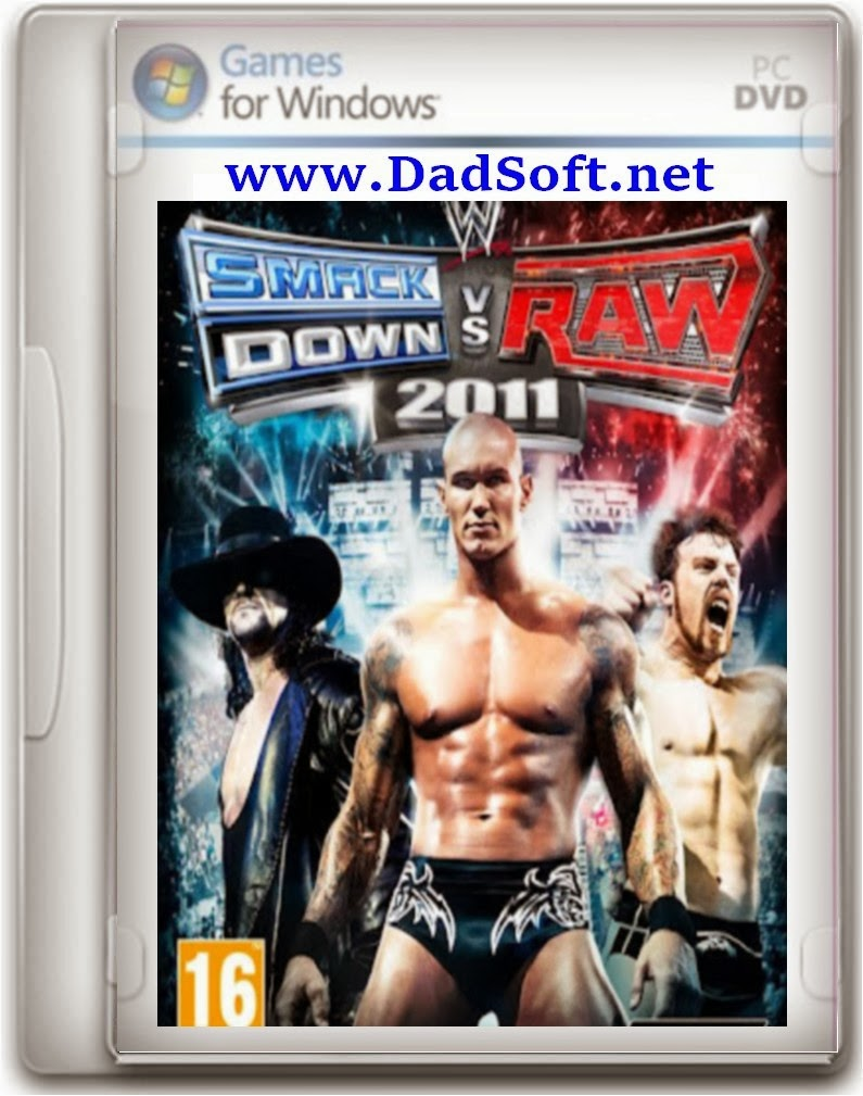 Wwe smackdown vs raw 2011 game