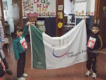 Nuestro Cole tiene el Tercer Premio a la Promoción de la Cultura de Paz y Convivencia Escolar