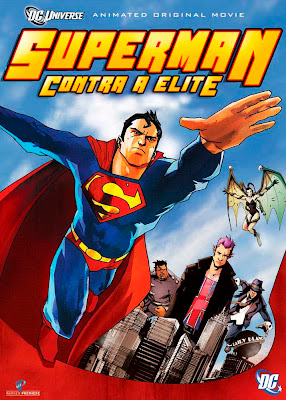 Superman Contra a Elite - DVDRip Dual Áudio