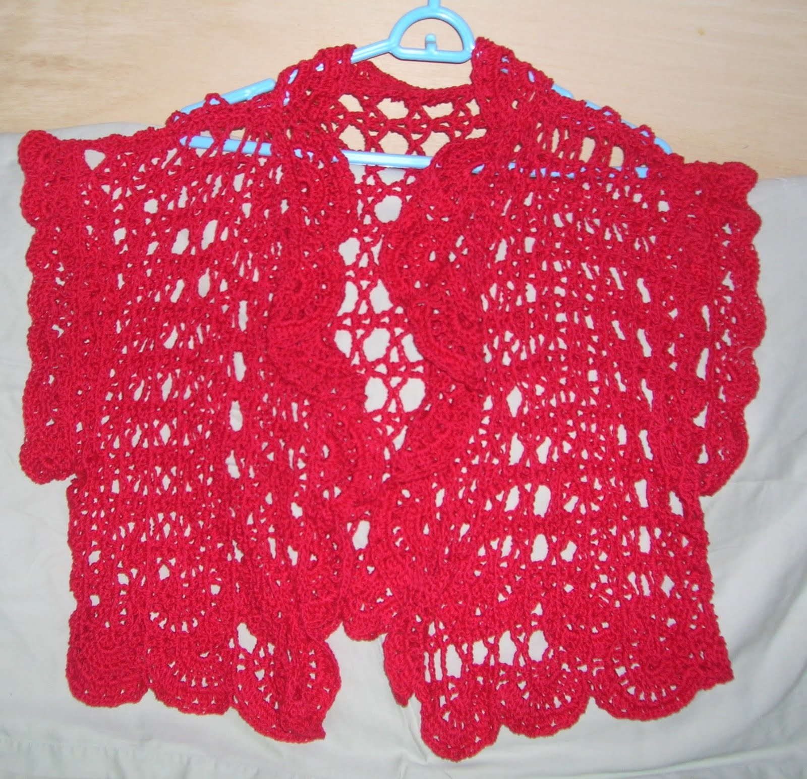 Mis labores en Crochet