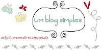 Um blog simples