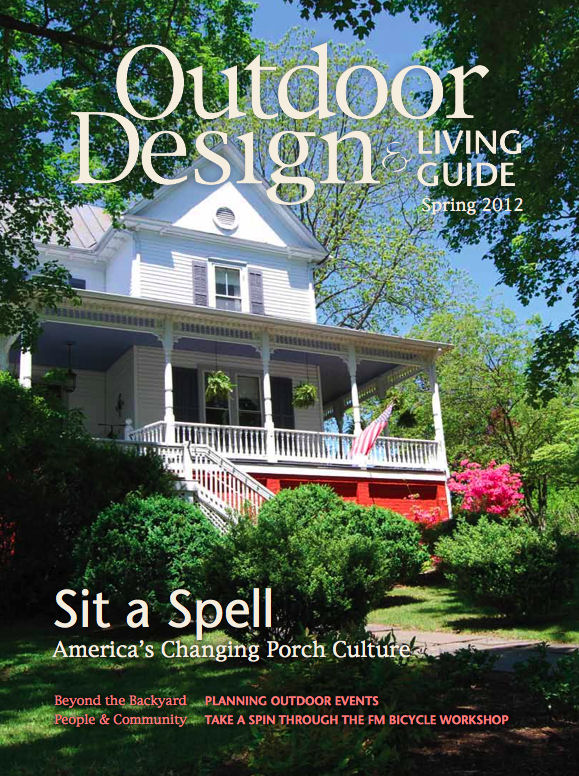 We invite you to sit a spell on the porch at The Claiborne House Bed and Breakfast of Virginia