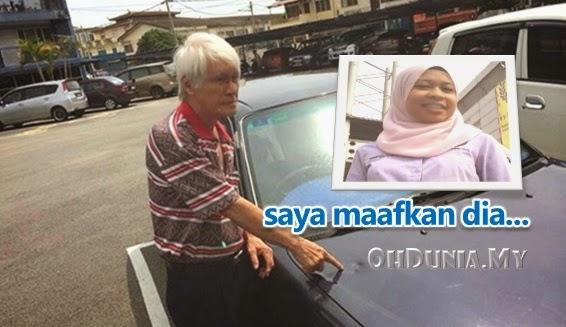 Warga Emas Mangsa Buli, Amukan #CDM25 Maafkan Kiki Kamaruddin