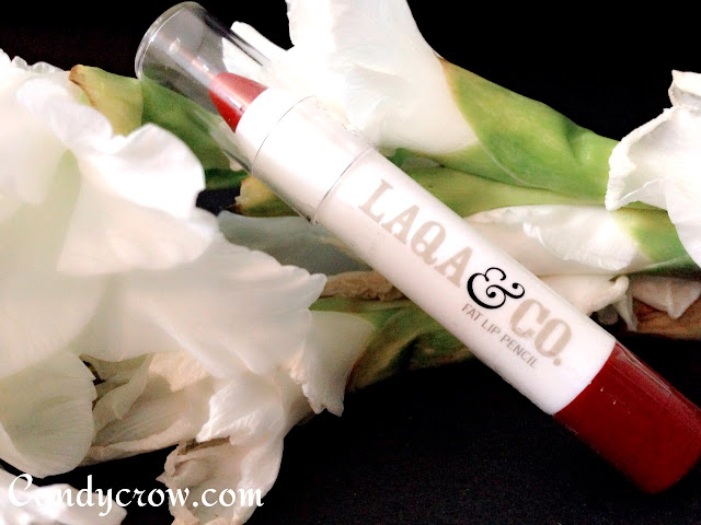 LAQA & Co Fat Lip Pencil - Siren Song Review