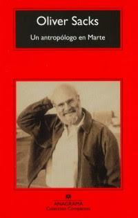 """Un antopólogo en Marte"" - Oliver Sacks"