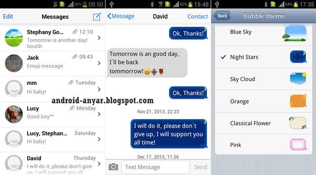 Cara Membuat Tampilan Android Seperti iPhone Terbaru Tanpa Root ...
