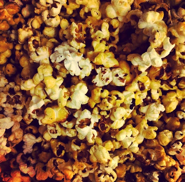 popcorn recipe flavours salt pepper spicy sweet chilli cinnamon bun