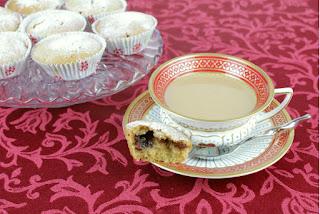 Little Mince Pie Cakes