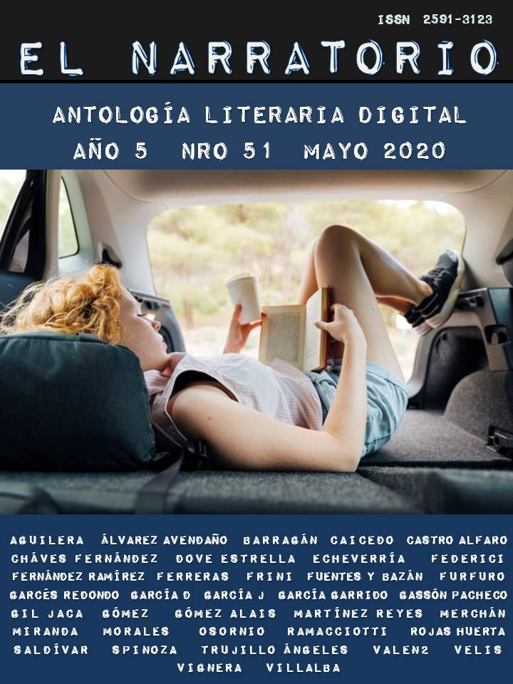 EL NARRATORIO  ANTOLOGÍA LITERARIA DIGITAL NRO 51