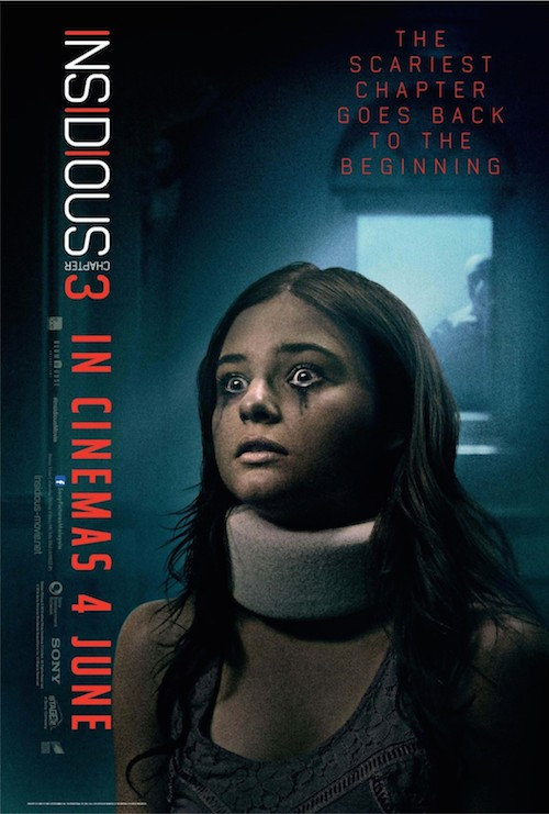 Insidious Chapter 3 (2015) Full Movie