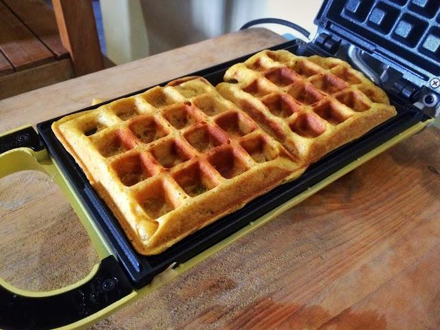 asahi waffle maker