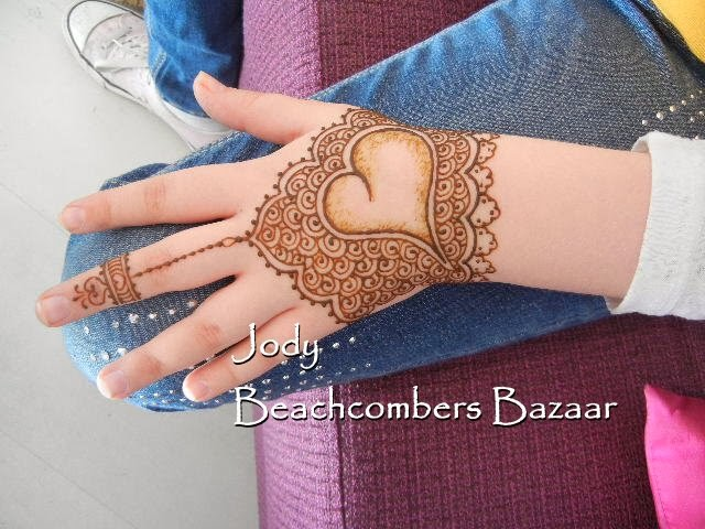 Beachcombers Bazaar Henna Studio And Supply Henna For Couples