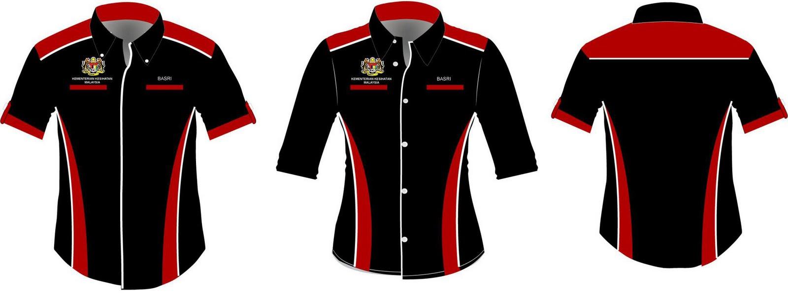 Design F1 Shirt HKL | Corporate Shirts