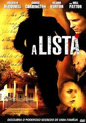 Baixar Filme A Lista [2007] (Dual Audio)