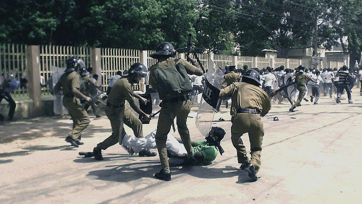 1420 Suspensions of students from Sri Lankan universities