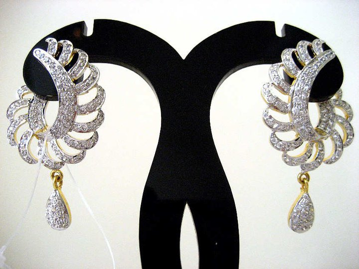 indian bridal earrings jewellery