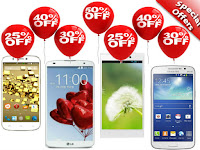 Amazing Discounts on Smartphones